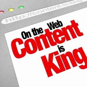Content is King Right Now