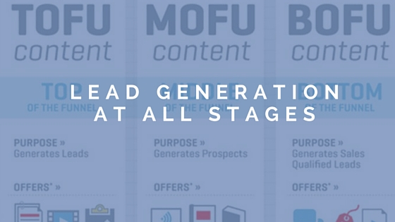 BOFU, MOFU, Lead Generation for Consultants, VARS, Technology Providers