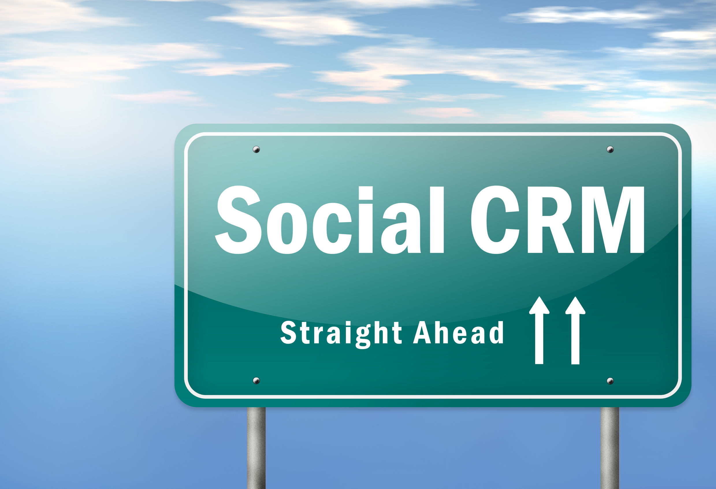 Nimble CRM is Social Selling at it's finest