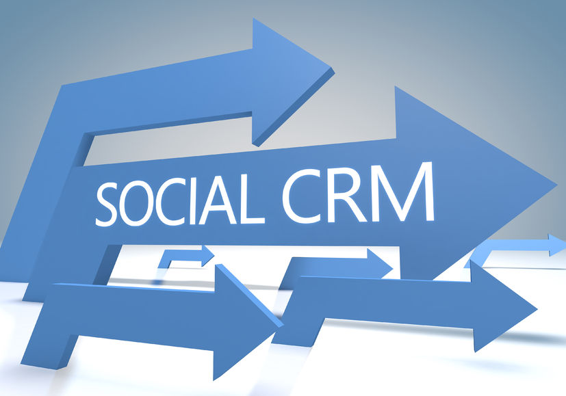 Social CRM is about relationships and keeping abreast of Social Signals provided by ones digital footprint.