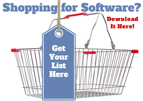 Free CRM Software List for SMB to download