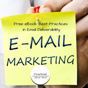 Email Marketing Deliverability eBook