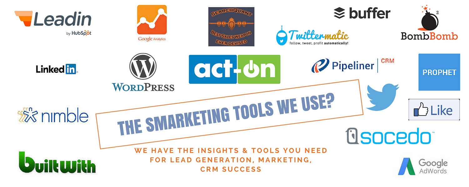 The Smarketing Tools for Lead Generation
