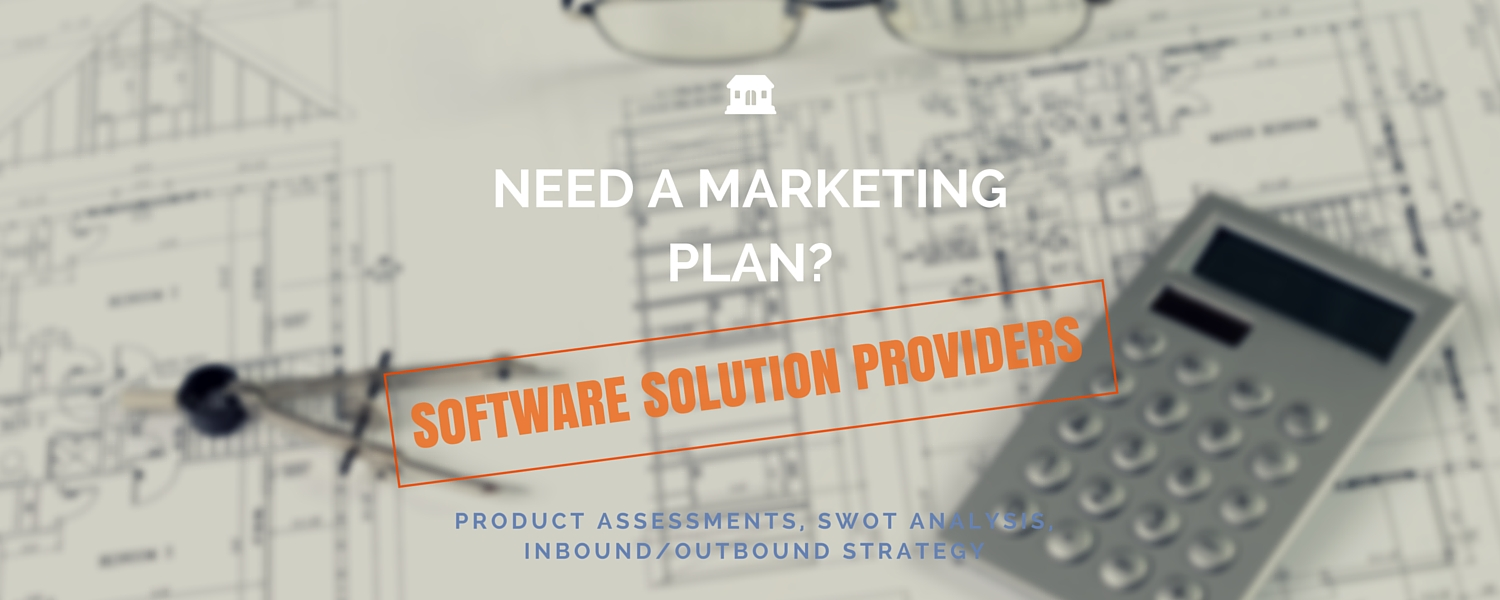 Sales and Marketing for Software Vendors